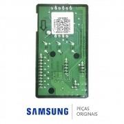 Placa Display / Receptora DB92-04106A Ar Condicionado Samsung AR12MVPXAWK AR18NSPXBWK AJ007NBAPCH