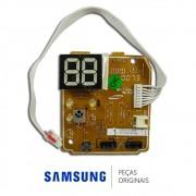 Placa Display / Receptora para Ar Condicionado Samsung Crystal