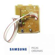 Placa Display / Receptora para Ar Condicionado Samsung Linha MAX
