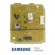Placa Display / Receptora para Ar Condicionado Split Samsung MAX PLUS 9000, 12000, 18000, 24000 BTUS