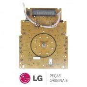 Placa Display / Volume EAX64991401 / EBR76308503 Mini System LG CM4330, CM4430, CM4630