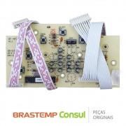 Placa dos LEDS W10188018 Climatizador Consul C1M06AB, C1M06CB