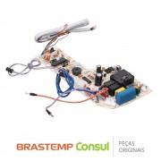 Placa Eletrônica 220V Condensadora W10174244 Ar Condicionado Consul CBU07AB, CBU09AB, CBU09OB