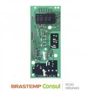 Placa Eletrônica / Display 127V para Micro-ondas Consul CM020AF, CMA20AB, CM0/220AF, CMA/220AB