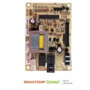 Placa Eletrônica / Display 127V W10187215 Micro-ondas Brastemp Consul BMS25AB, BMY25AR, CMS25AB