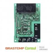 Placa Eletrônica / Display 220V para Micro-ondas Consul CMS30ABBNA, CMY30ARBNA