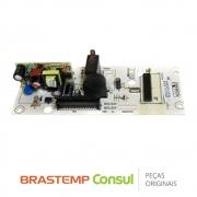 Placa Eletrônica / Display 220V W10563676 para Micro-ondas Consul CM020A, CMA20A