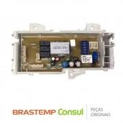 Placa Eletrônica / Potência 127V W10855665 Lavadora Consul CWL16AB