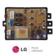 Placa Eletrônica Unidade de Controle Condensadora 6871A90478D Ar Cond LG LTUC60BMLE0, LTUH48BMLE0