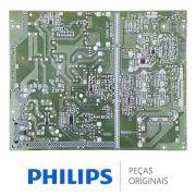 Placa Fonte 715G6973-P01-002-002H TV Philips 55PFG5100