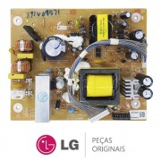 Placa Fonte EAX65239501 / EBR79956801 Home Theater LG LHD625