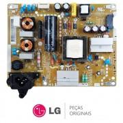 Placa Fonte EAX66162901 (1.7) / EAY63630301 para TV LG 43LF5400, 43LF5410