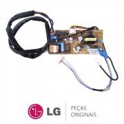 Placa Fonte EBR77408201 / EAX65382701 Evaporadora Ar Condicionado LG ASNW1223WB0