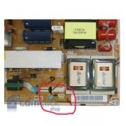 Placa Fonte IP-211135A para TV Samsung com UMA Saída de Flat para Lâmpadas LN40A330J1, LN40A450C1