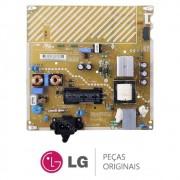 Placa Fonte LGP49DSI-16CH1 EAX66851401 EAY64310601 / EBR82548901 TV LG 49LH5600, 49LH5700, 49LV300C