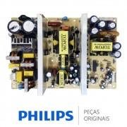 Placa Fonte POW3507 para Som Mini Hi-Fi System Philips NTRX505X/78