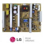 Placa Fonte PSPU-J704A / 2300KPG079B-F / EAY39333001 TV LG 42PG20R, 42PG30TR, 42PG60D, 42PG60UR
