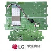 Placa Frontal / Display EAX65547304 / EBR78845101 Mini System LG CM8340, CM8440