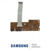 Placa Função com Cabo Flat AK41-00486A DVD Samsung R130 R130S R145