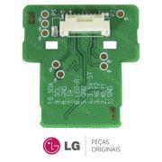 Placa Função com Placa IR (Receptora do Controle) EAX65061102 para TV LG 42LN5460