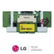 Placa Função / IR EBR81968403 TV LG 20MT48DF, 24MT49DF, 28LJ720B