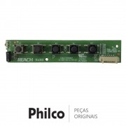 Placa Função / IR Receptora do Controle Remoto TV Philco PH28N91DSGWA