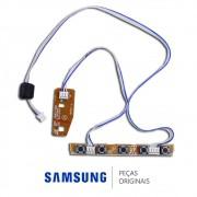Placa Função para Monitor Samsung 632NW, 732NPLUS, 732N, 732NW, 732NWPLUS, 932BPLUS, PO17PENSFR