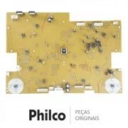 Placa Função / Volume Caixa Acústica Philco PCX9000