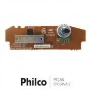 Placa Função / Volume Rádio Portátil Philco PB126BR
