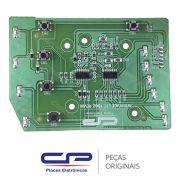 Placa Interface / Display 64500135 / 64503063 Lavadora Electrolux LTC10, LT12F, LT15F, LTD13