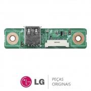 Placa Interface TV LG 55EA9800, 55EA8800, 55EA9850