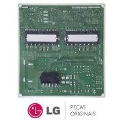 Placa Inverter Condensadora EBR77297601 / EAX64935902 Ar Condicionado LG GPUW250B2SM