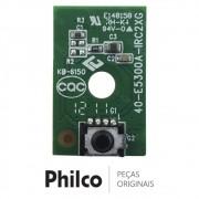 Placa IR / Receptora do Controle Remoto 40-E5300A-IRC2XG Tv Philco PH32M LED A4, PH46M LED A3