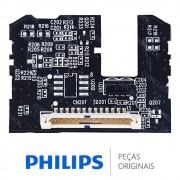 Placa IR / Receptora do Controle Remoto 715G7074-R01-000-004Y TV Philips 55PFG5100