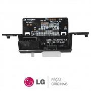 Placa IR / Receptora do Controle Remoto LM66_76_96 para TV LG LM6400, LM6700, LM7600, LM9600