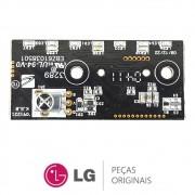 Placa IR / Receptora do Controle Remoto TV LG 32LD420, 32LD420C