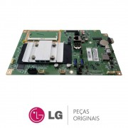 Placa Mãe / Principal EBR83096222 All in One LG 22V270-L