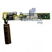 Placa PCI Flash Completa com Capacitor e Estrobo para Camera Digital Samsung L201