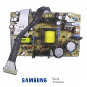 Placa PCI Fonte para Home Theater Samsung HT-C5500, HT-C5550W, HT-C5530W, HT-C5530, HT-C5550W