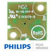 Placa PCI Função para TV Philips 40PFG5509, 55PFG7109, 65PFG7459, 32PHG5509
