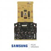 Placa PCI Função / USB Inferior para Mini System Samsung MX-F830, MX-F850, MX-F870, MX-HS6500