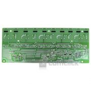 Placa PCI Inverter LF Slave RUNTKA384WJZZ para TV Sharp LC-46R54B