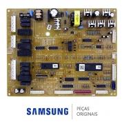 Placa PCI Principal 110v 09HM-R134A para Refrigerador Samsung RS21HKLBG e RS21HKLMR