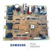 Placa PCI Principal 110v para Refrigerador Samsung RS21HKLBG1, RS21HKLMR1