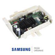 Placa PCI Principal / Potência 110v para Lavadora Samsung WF1124XBC