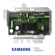 Placa PCI Principal / Potência 220v para Lavadora Samsung WF1124XBCF