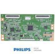 Placa PCI T-CON A60EDGEC2LV0.2 para TV Philips 46PFL3008D/78