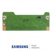Placa PCI T-CON LSF460HN02 para TV e Monitor LFD Samsung UN46F5200AG, UN46F5500AG, UN46FH5003G, UN46H5303AG, UN46F5500AG, UN46FH