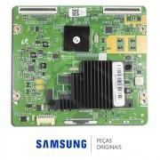 Placa PCI T-CON LTJ-660HQ16-V para TV Samsung UN55ES7000GXZD, UN55ES8000GXZD