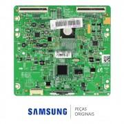Placa PCI T-CON para TV e Monitor LFD Samsung ME55C-G e UN55EH6030G